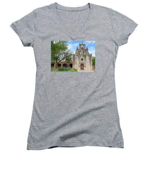 Mission Espada Women's V-Neck T-Shirt