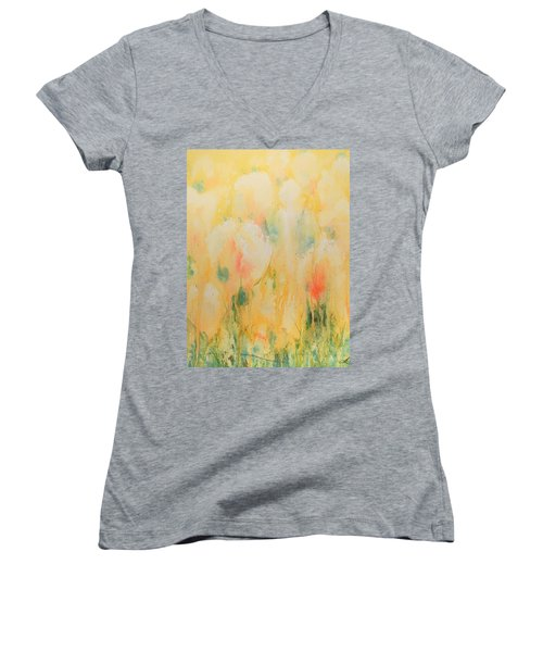 Misty Women's V-Neck T-Shirt