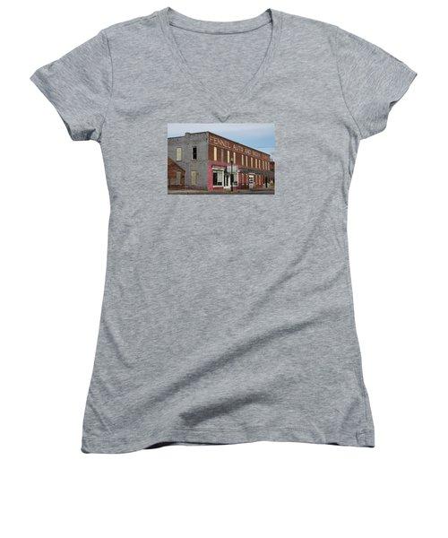 Moberly  Women's V-Neck T-Shirt