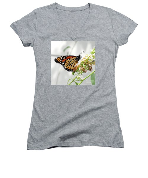 Monarch Women's V-Neck