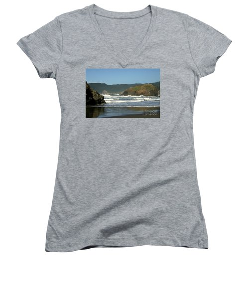 More Than A Wave Women's V-Neck