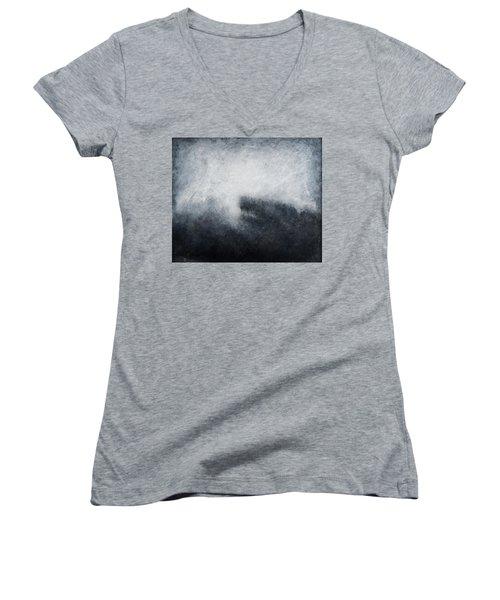 Morning Mist 1 Women's V-Neck T-Shirt