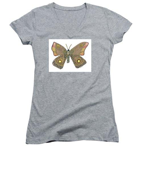 Moth Women's V-Neck