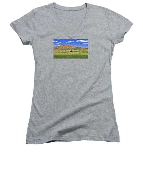 Mountain Barn Women's V-Neck