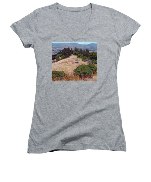 Mountain Meadow Women's V-Neck (Athletic Fit)