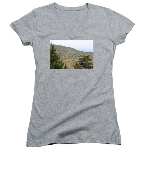 Mountain Passage Women's V-Neck T-Shirt