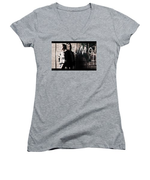 Movie Women's V-Neck