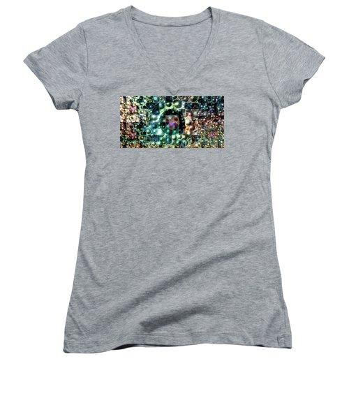 Mutation Women's V-Neck T-Shirt