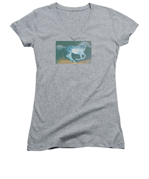 My Dream Women's V-Neck (Athletic Fit)