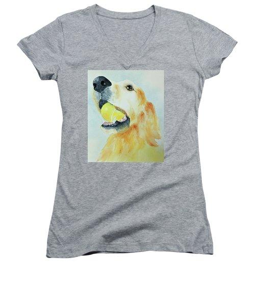 My Madison Women's V-Neck T-Shirt