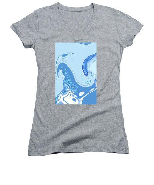Mythic Coast Women's V-Neck T-Shirt