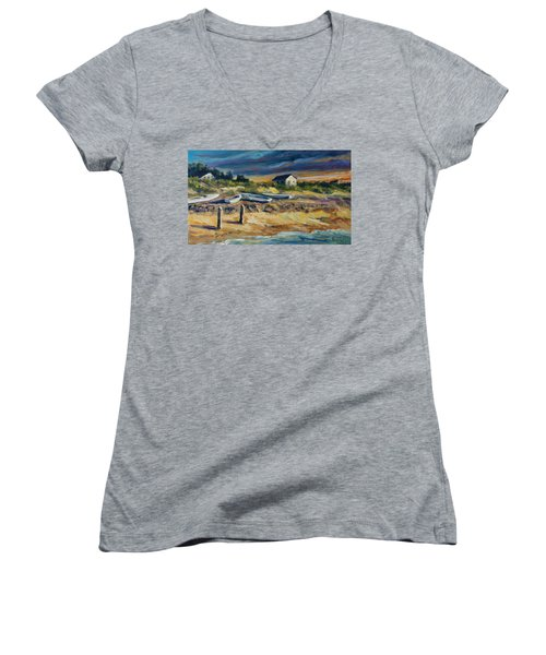Nantucket Women's V-Neck (Athletic Fit)