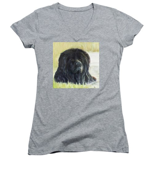 Natural Bath Women's V-Neck T-Shirt