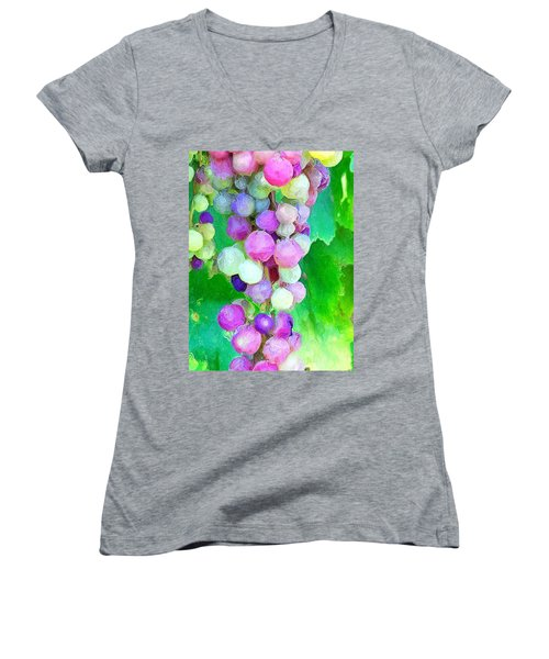 Nature Made  Women's V-Neck T-Shirt