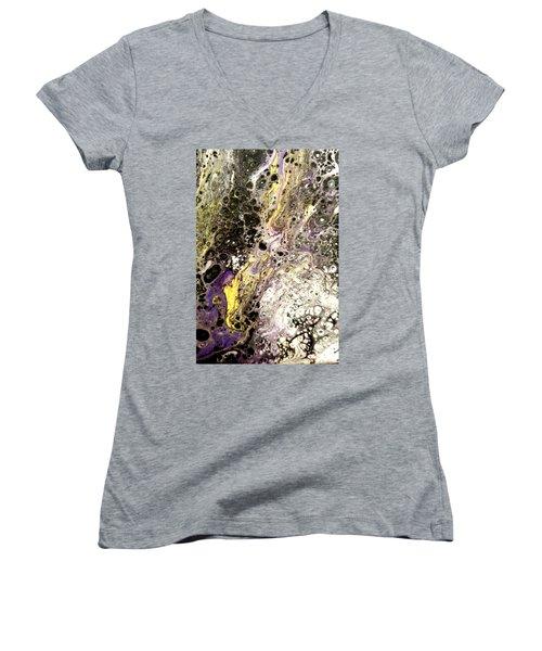 Nebulus Women's V-Neck T-Shirt
