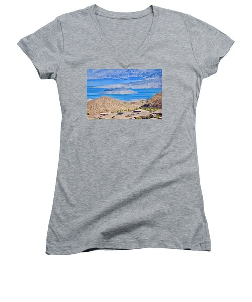 Lake Mead Women's V-Neck (Athletic Fit)