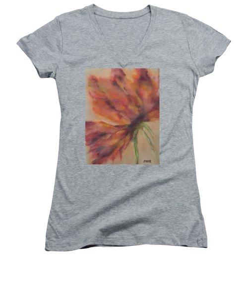 New Beginnings  Women's V-Neck T-Shirt