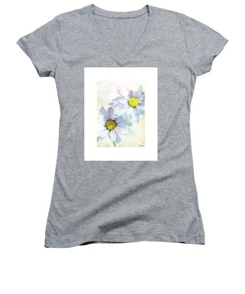 New Birth Women's V-Neck T-Shirt (Junior Cut)