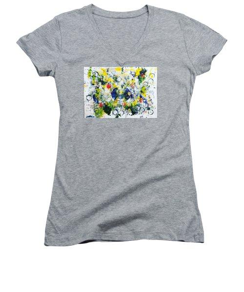New Haven No 1 Women's V-Neck T-Shirt