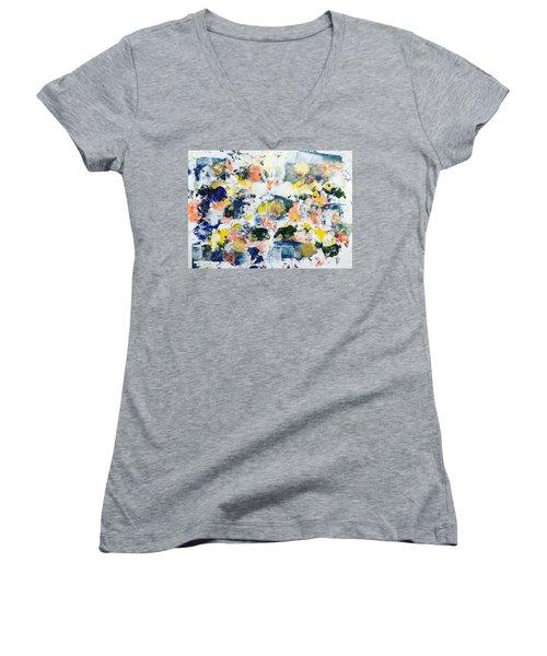 New Haven No 3 Women's V-Neck T-Shirt