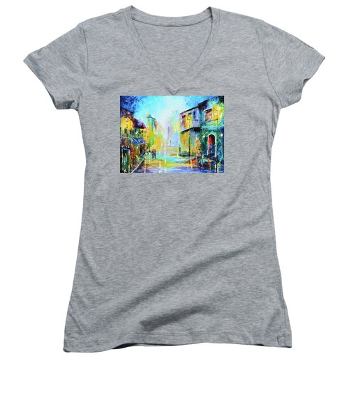 New Orleans Women's V-Neck