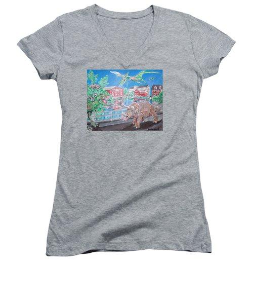 Newmarket One Million B.c. Women's V-Neck T-Shirt