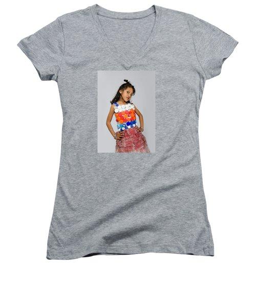 Neytra In Little Chic Women's V-Neck