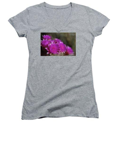 No Regrets Women's V-Neck T-Shirt