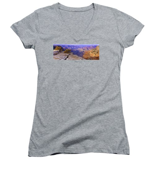 North Rim Grand Canyon Women's V-Neck