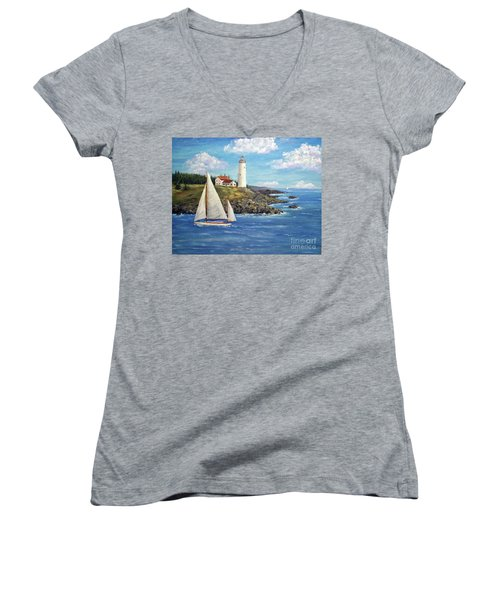 Northeast Coast Women's V-Neck