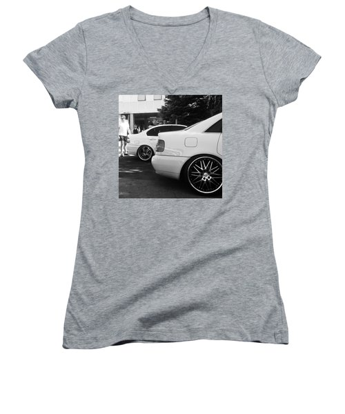 #novisad #srbija #dragracing Women's V-Neck