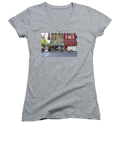 Nyc Deli And Grocery  Women's V-Neck