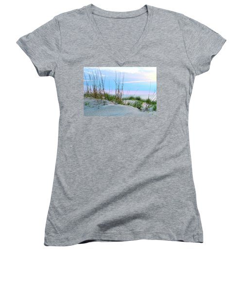 Obx Daybreak Women's V-Neck T-Shirt