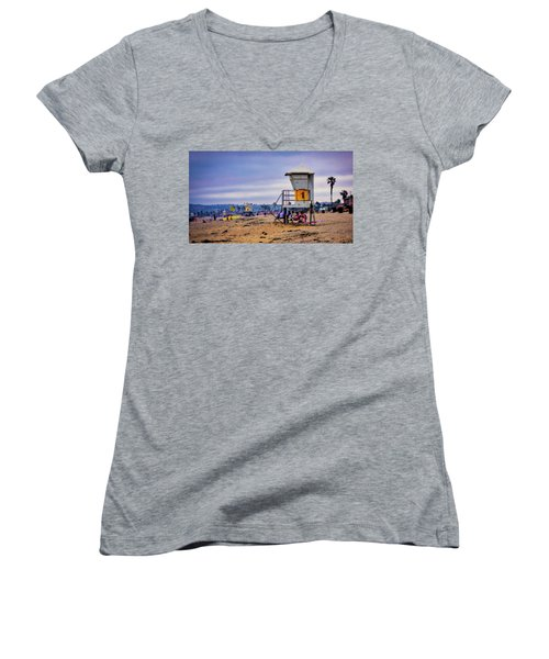 Ocean Beach Women's V-Neck