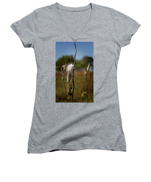 October Forests Women's V-Neck