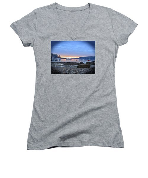 Office Of The Sea Women's V-Neck