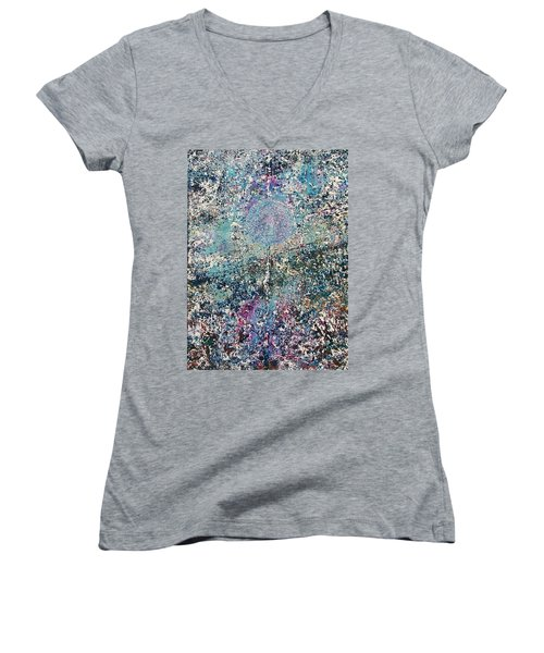 31-offspring While I Was On The Path To Perfection 31 Women's V-Neck (Athletic Fit)