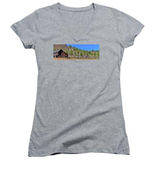 Ok Corral Women's V-Neck T-Shirt