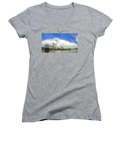 Old And Proud Women's V-Neck