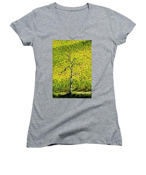 Old Me Women's V-Neck T-Shirt