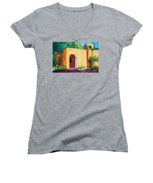 Old Mesilla Women's V-Neck