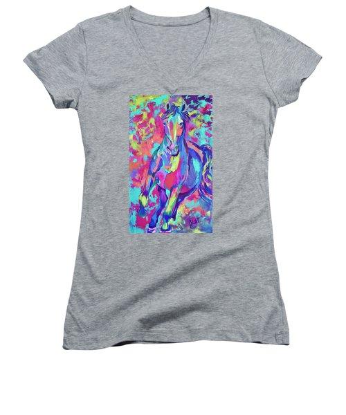Oliver Women's V-Neck T-Shirt
