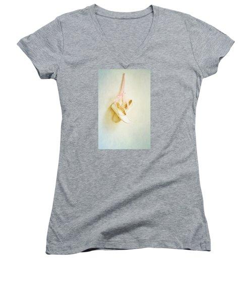 Once, I Danced Women's V-Neck T-Shirt