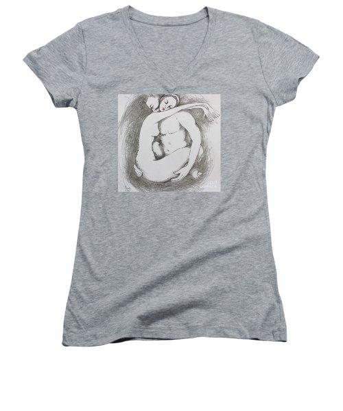 Once Lovers Women's V-Neck T-Shirt