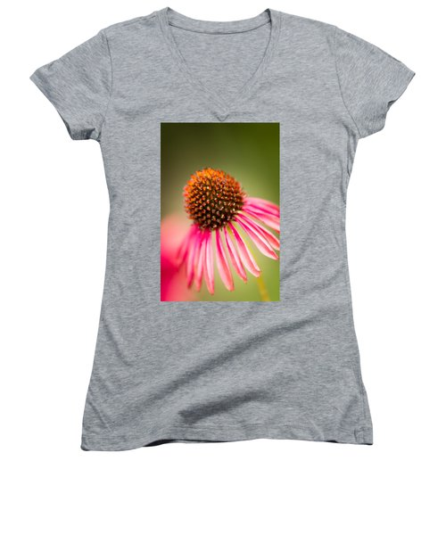One Women's V-Neck (Athletic Fit)