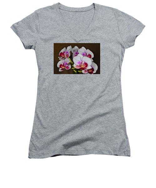 Orchid 306 Women's V-Neck T-Shirt