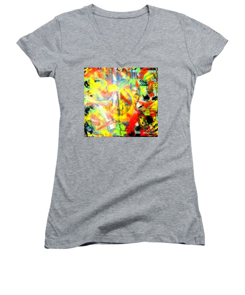 Out Of Order Women's V-Neck