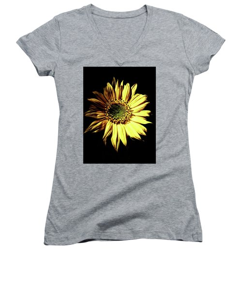 Out Of The Shadows Women's V-Neck (Athletic Fit)