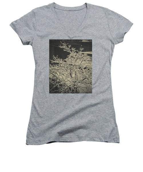 Out Of Window Women's V-Neck