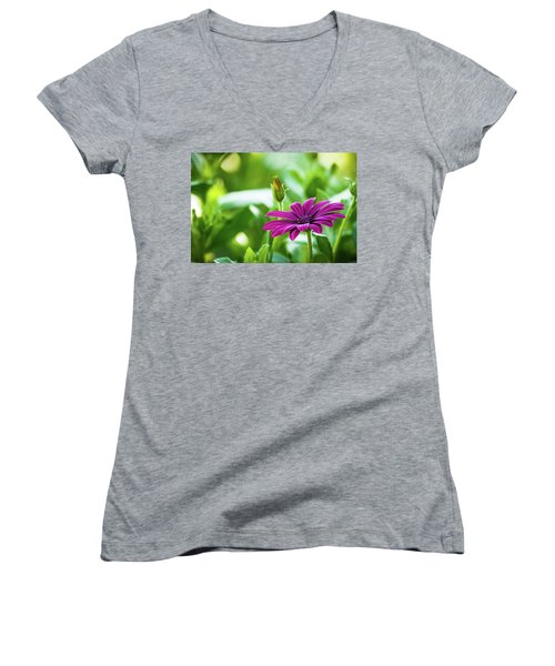 Outstanding Women's V-Neck (Athletic Fit)